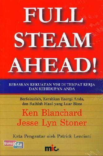 Cover Buku Full Steam Ahead