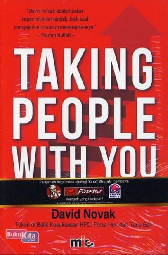 Cover Buku Taking People With You