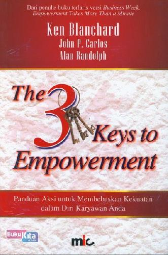 Cover The 3 Keys to Empowerment