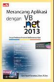 Merancang Aplikasi dengan VB.NET 2013 + CD