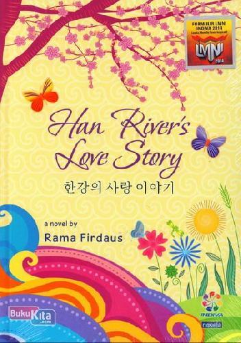 Cover Buku Han Rivers Love Story