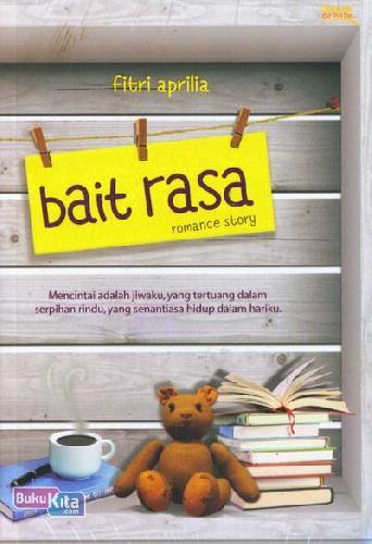 Cover Buku Bait Rasa