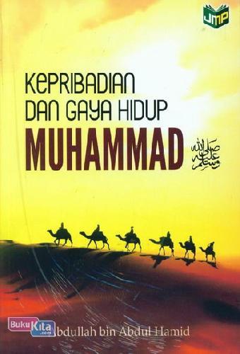 Cover Buku Kepribadian Dan Gaya Hidup Muhammad