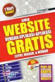 Bikin Website Dengan Aplikasi-aplikasi Gratis + CD