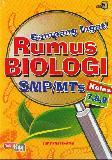 Gampang Ingat Rumus Biologi SMP/MTs Kelas 7,8,9