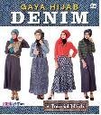 Gaya Hijab Denim
