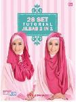 28 Set Tutorial Jilbab 2 in 1