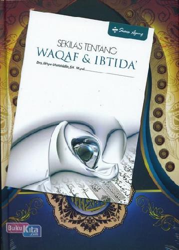 Cover Belakang Buku AL-QUR'AN WAQAF & IBTIDA A5