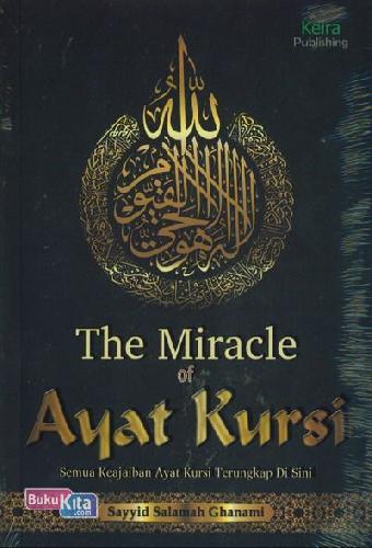 Cover Buku The Miracle of Ayat Kursi