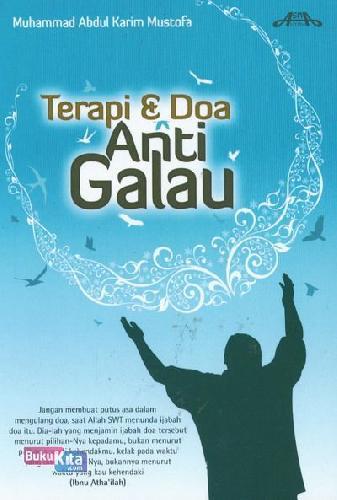 Cover Buku Terapi & Doa Anti Galau