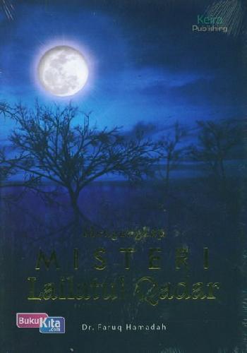 Cover Buku Mengungkap Misteri Lailatul Qadar
