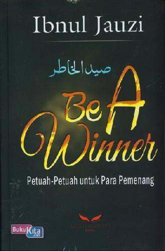 Cover Buku Be A Winner