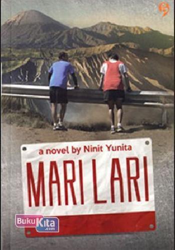 Cover Buku Mari Lari