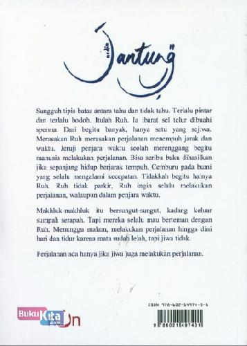 Cover Belakang Buku Jantung