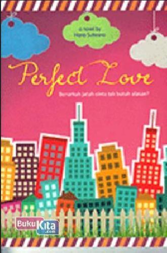 Cover Buku Perfect Love