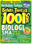 Kurikulum Terbaru Bahas Tuntas 1001 Soal Biologi SMA