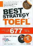 Best Strategy of TOEFL