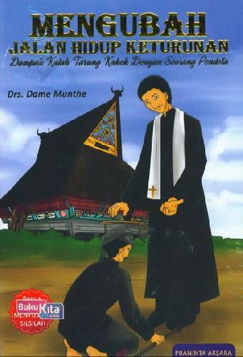 Cover Buku Mengubah Jalan Hidup Keturunan