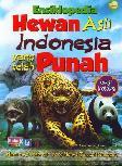 Ensiklopedia Hewan Asli Indonesia yang telah Punah (Full Color)