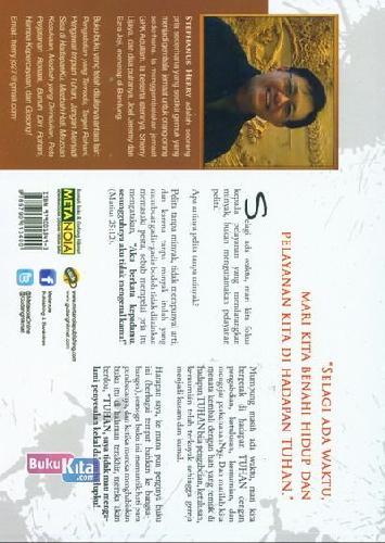 Cover Belakang Buku Warisan Yang Hilang