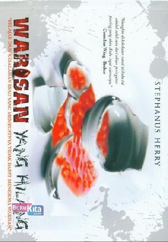 Cover Buku Warisan Yang Hilang