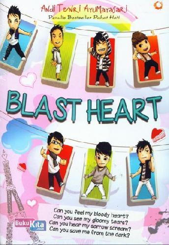Cover Buku Blast Heart
