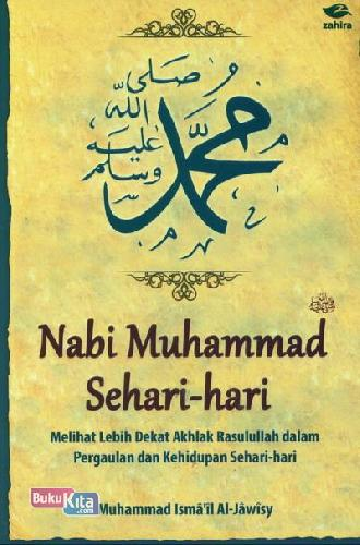 Cover Buku Nabi Muhammad Sehari-hari