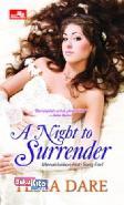 A Night To Surrender - Menaklukkan Hati Sang Earl
