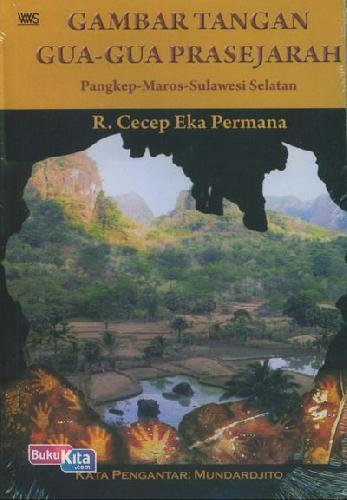 Cover Buku Gambar Tangan Gua-Gua Prasejarah