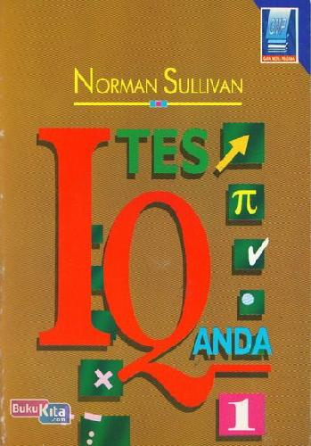 Cover Buku Tes IQ Anda 1