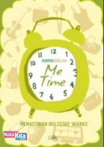 Cover Buku Me Time