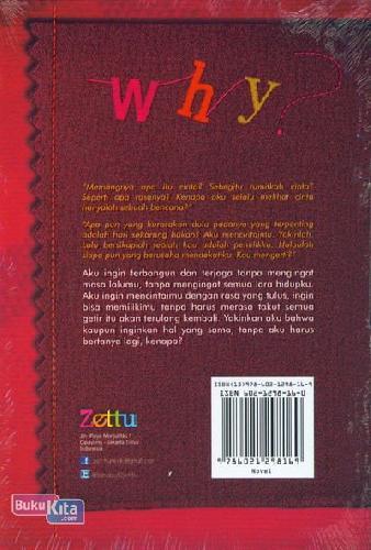 Cover Belakang Buku WHY