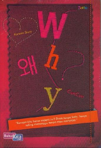 Cover Buku WHY