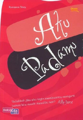 Cover Buku Aku Padamu