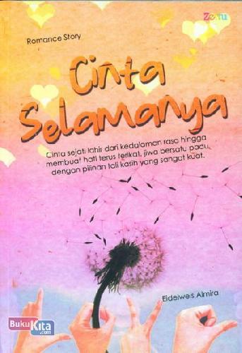 Cover Buku Cinta Selamanya