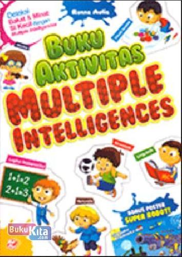 Cover Buku Buku Aktivitas Multiple Intelligences