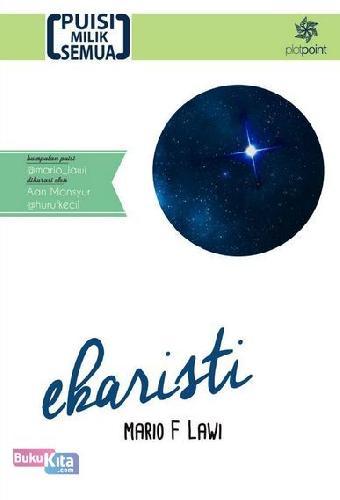 Cover Buku Puisi Ekaristi