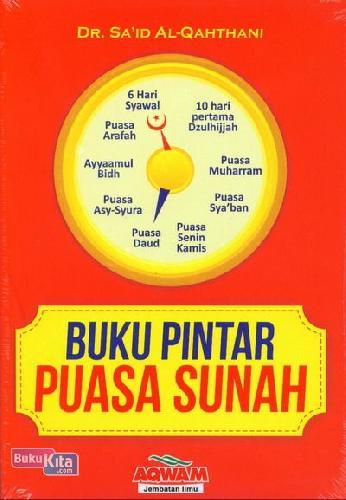 Cover Buku Buku Pintar Puasa Sunnah