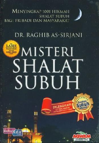 Cover Buku Misteri Shalat Subuh