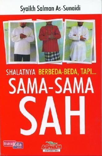 Cover Buku Shalatnya Berbeda-Beda. Tapi Sama-Sama Sah