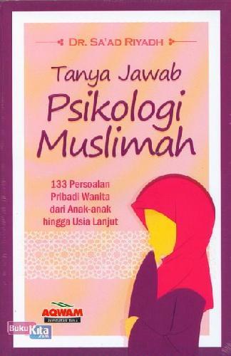 Cover Buku Tanya Jawab Psikologi Muslimah