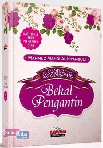 Cover Buku Bekal Pengantin(Hard Cover)