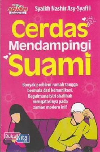 Cover Buku Cerdas Mendampingi Suami