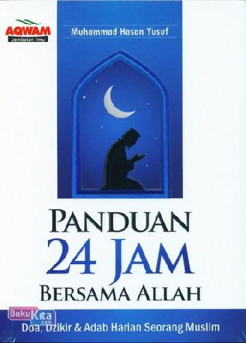 Cover Buku Panduan 24 Jam Bersama Allah