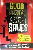 Good Habits, Great Sales - 16 Kebiasaan yang Pantang dilakukan Sales
