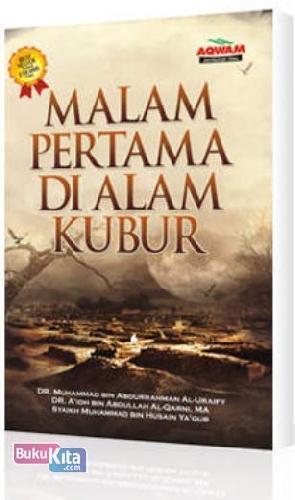 Cover Buku Malam Pertama Di Alam Kubur