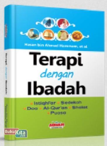 Cover Buku Terapi dengan Ibadah
