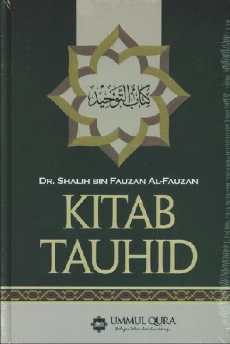 Cover Buku Kitab Tauhid - Edisi Revisi