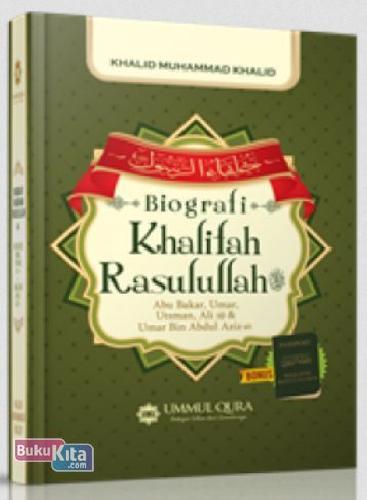 Cover Buku Biografi Khalifah Rasulullah