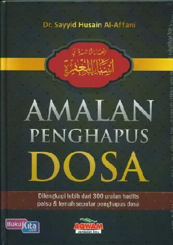 Cover Buku Amalan Penghapus Dosa